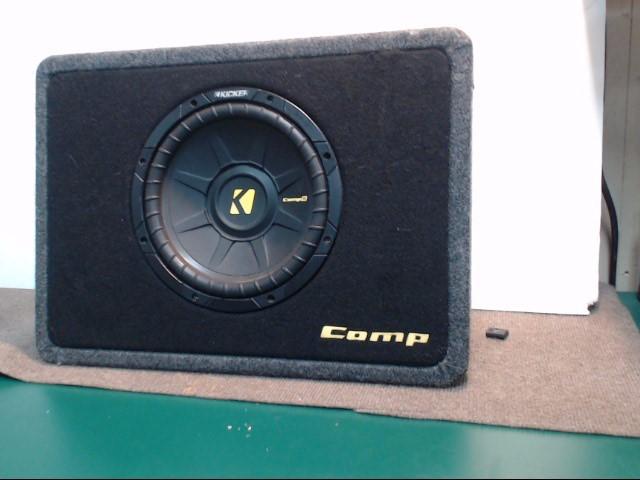 KICKER Car Speakers/Speaker System COMP S 10S