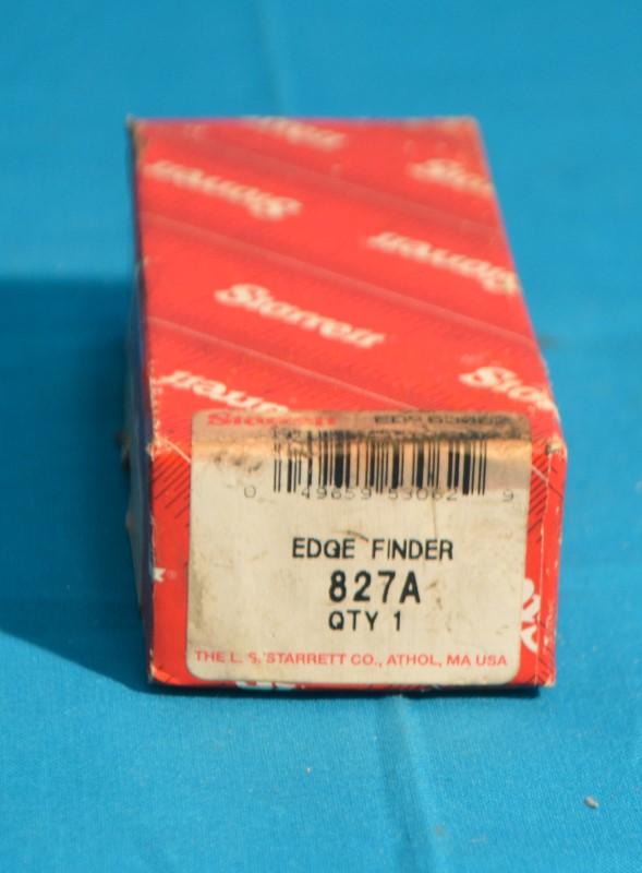 STARRETT 827A Edge Finder Tool