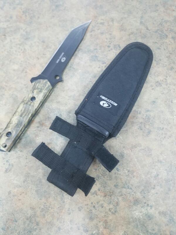 MOSSY OAK Hunting Knife KNIFE
