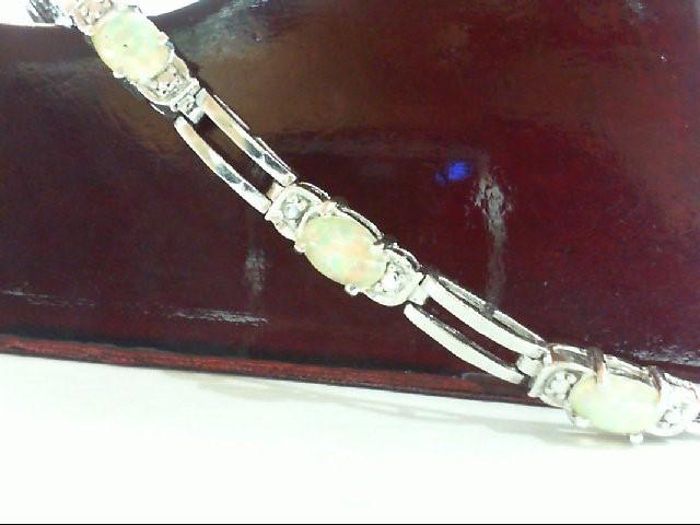Silver Bracelet 925 Silver 7.9g
