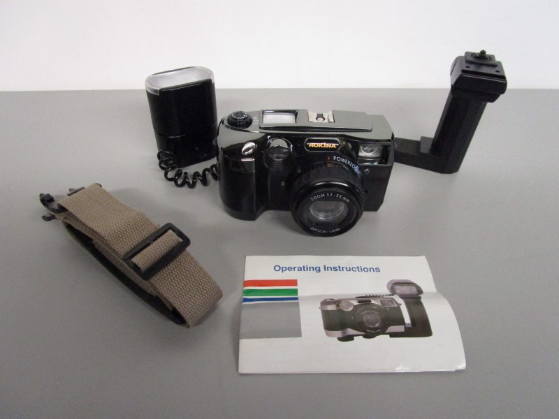 NOKINA 35MM FILM CAMERA PACKAGE
