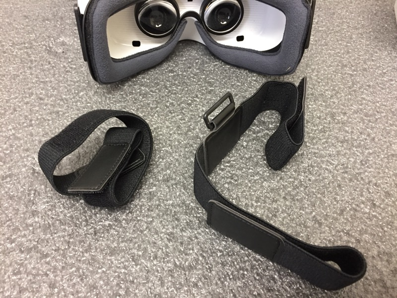 SAMSUNG GEAR VR SM-R322 HEADSET GALAXY S6 S7 NOTE5 EDGE