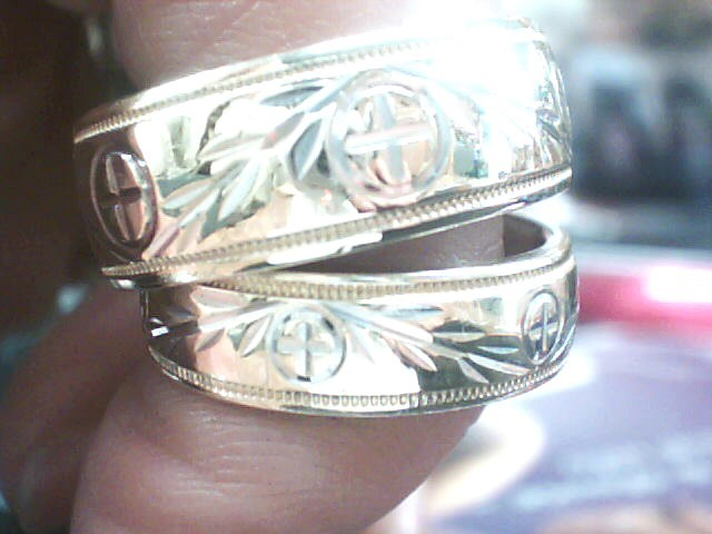 Lady's Silver Ring 925 Silver 11dwt
