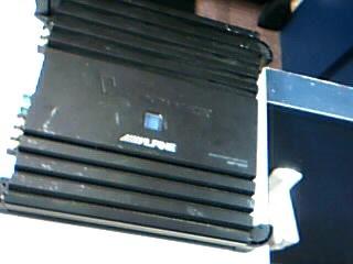 Alpine MRP-M500 Monoblock Amp