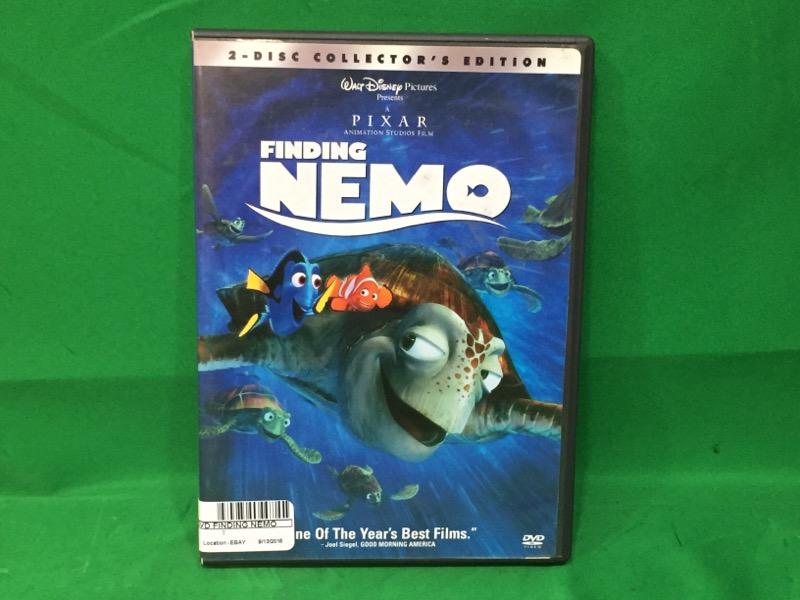 Disney Pixar's Finding Nemo (DVD 2003 Collector's Edition)