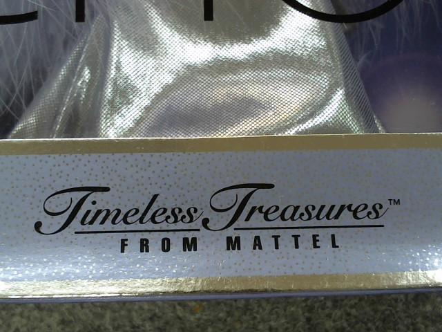 MATTEL Doll CHER TIMELESS TREASURES