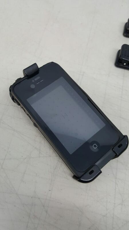 OEM LifeProof Belt Clip for iPhone 4 and 4s. Black