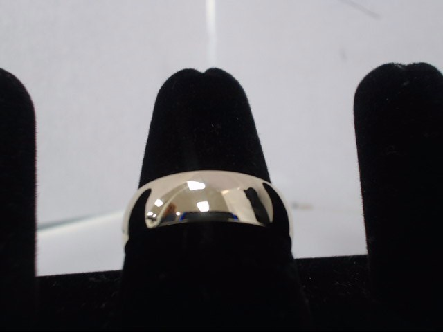 Gent's Gold Ring 10K Yellow Gold 4.3g