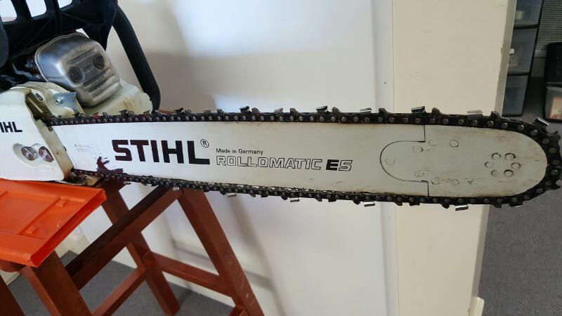 "STIHL Chainsaw 20"" BLADE MS391"
