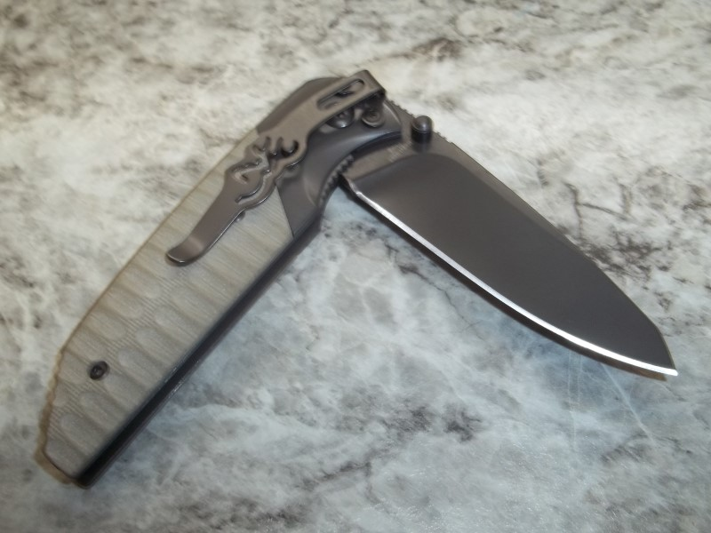 BROWNING KNIFE 0207