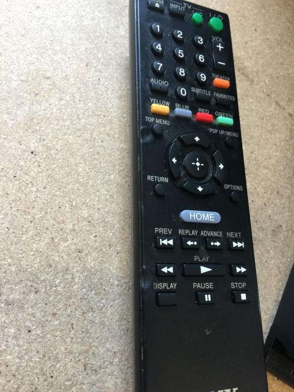 SONY DVD Player BDPS470