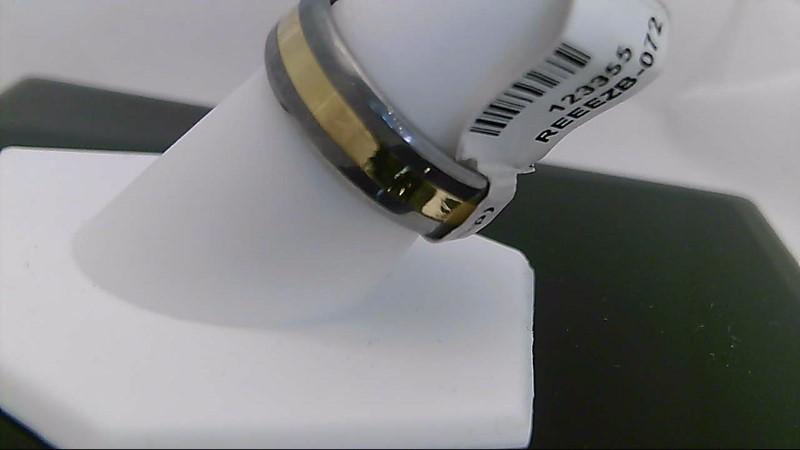Gent's Ring  Tungsten 11.5g size 9.25