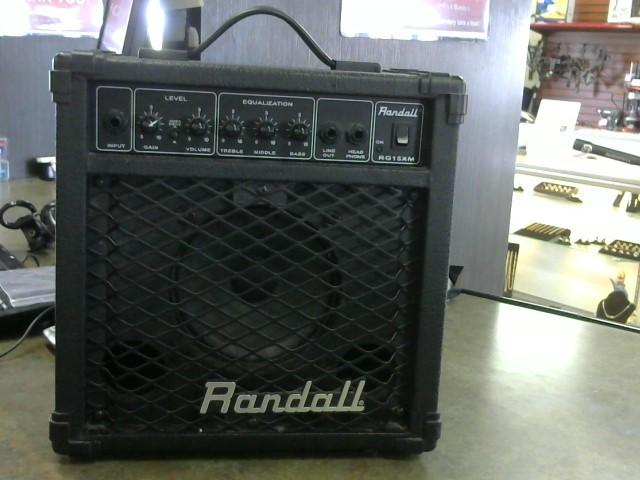 RANDALL AMPLIFIERS Electric Guitar Amp RG15XM