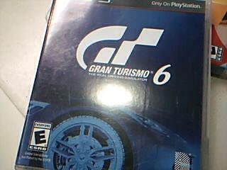 SONY Sony PSP Game GRAN TOURISMO 6