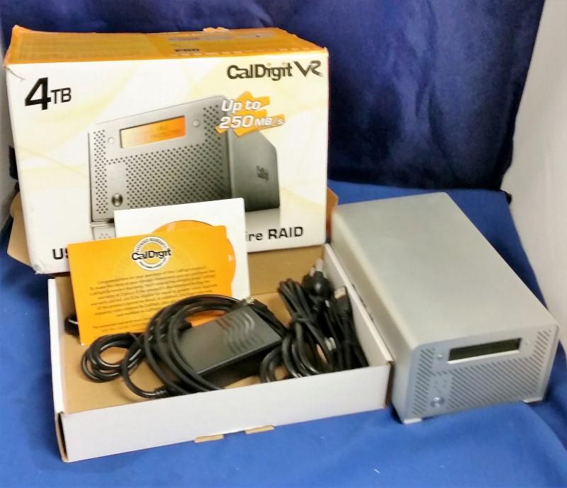 CALDIGIT  DIGIT VR1000GB HARD DRVE SYSTEM