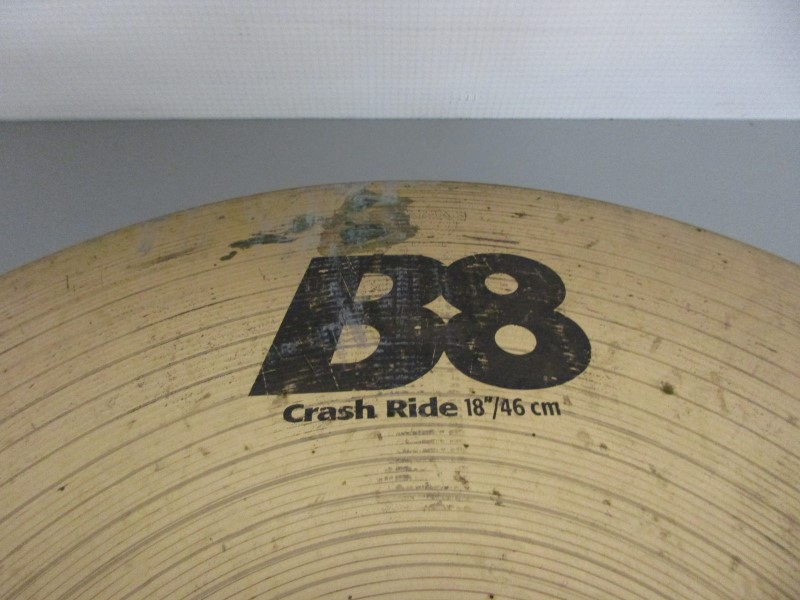 SABIAN B8 18'' / 45CM CRASH RIDE CYMBAL