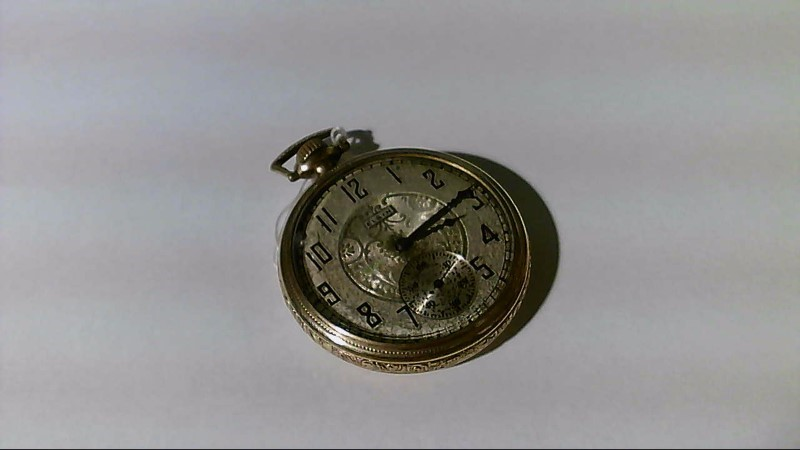 ELGIN WATCH CO Pocket Watch 25774379