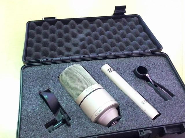 MXL Microphone 990/991