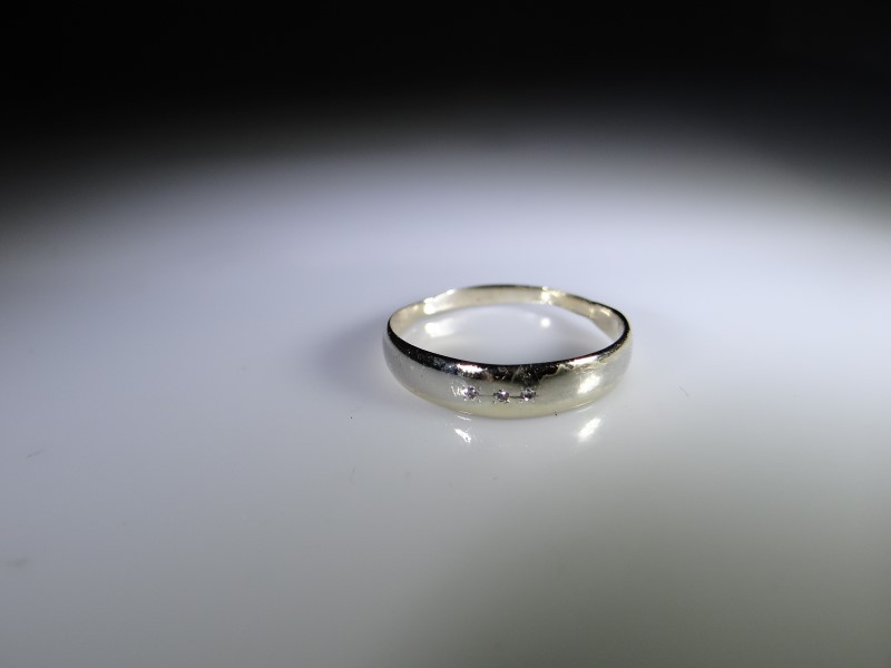 Gent's Gold Ring 10K Yellow Gold 2g