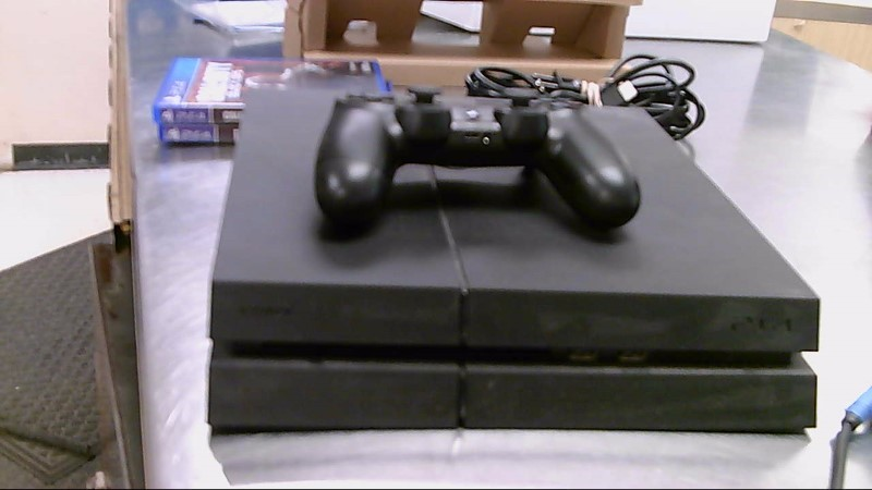 SONY PS4 500G 1215A #MB879743381,CONTROL,CORDS