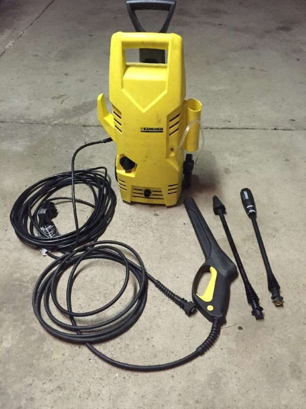 KARCHER Pressure Washer LR54005