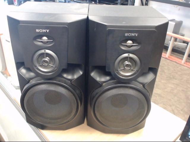 SONY Speakers/Subwoofer SS-MG510AV