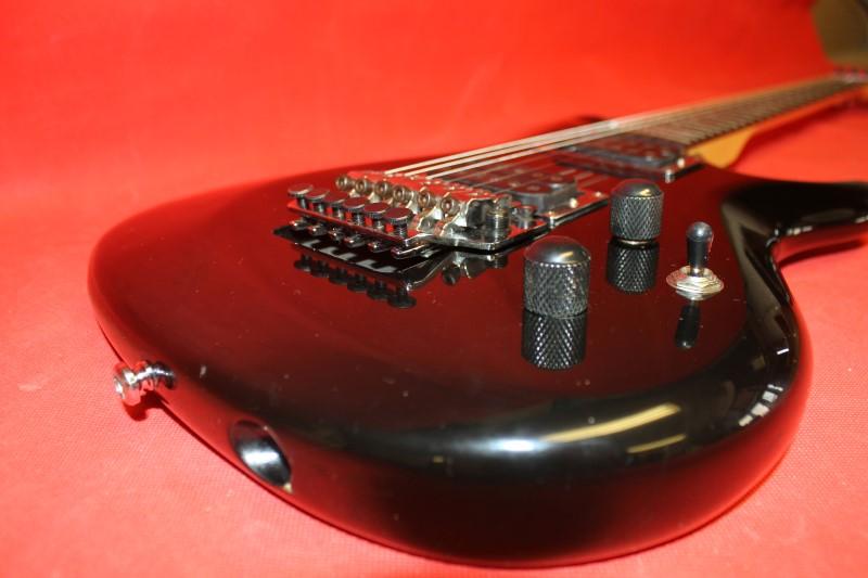 IBANEZ JS100 Joe Satriani BLACK *Free Shipping*