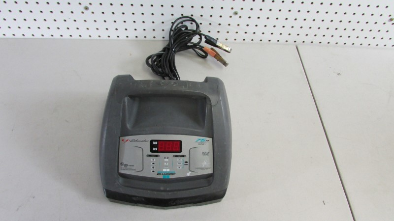 SCHUMACHER Battery/Charger XC75, speed charger