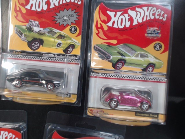 MATTEL Toy Vehicle 20TH ANNV COLLECTORS CONVENTION
