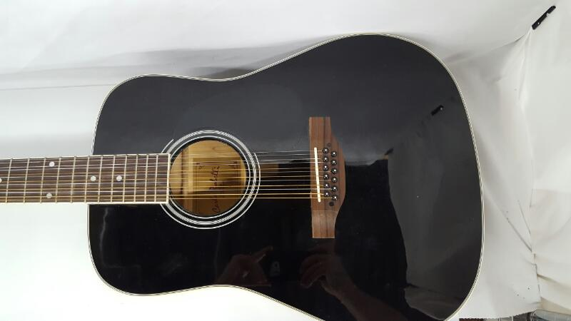 CARLO ROBELLI Acoustic Guitar 285 DREADNOUGHT 12-STRING