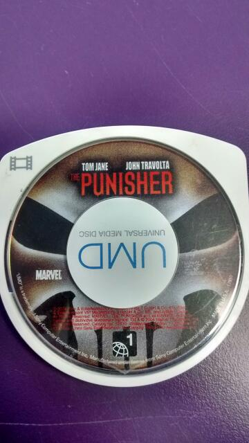 Sony PSP UMD The Punisher *DISC ONLY*