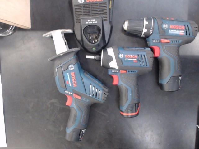 BOSCH Cordless Drill PS41-2A