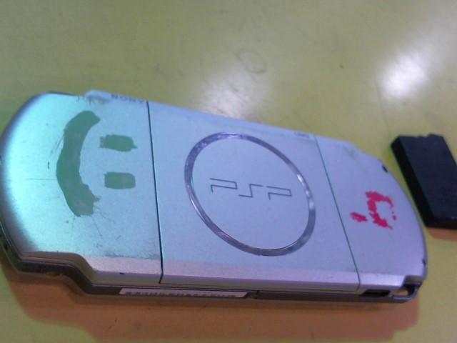 SONY PlayStation Portable PSP 3001 - HANDHELD
