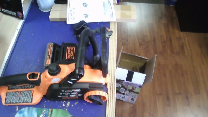 BLACK&DECKER Miscellaneous Lawn Tool LCS1020