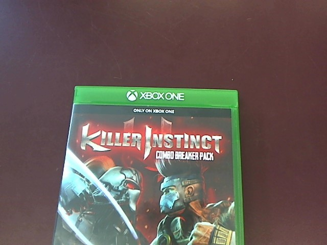 MICROSOFT Microsoft XBOX One Game KILLER INSTINCT COMBO BREAKER PACK X BOX ONE