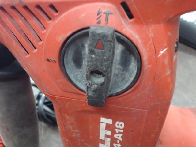 HILTI Hammer Drill TE 4-A18