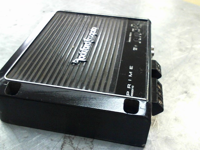 ROCKFORD FOSGATE Car Amplifier R500X1D