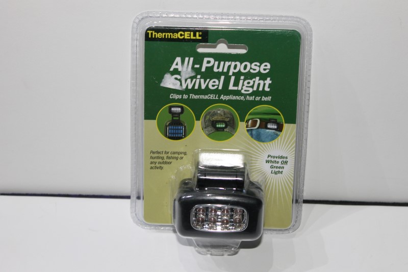 Thermacell Swivel Light Hunting Gear