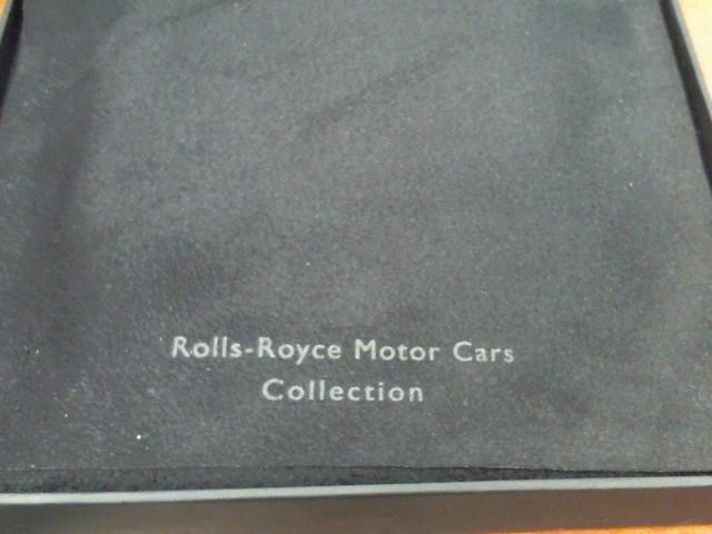 ROLLS ROYCE LEATHER WALLET