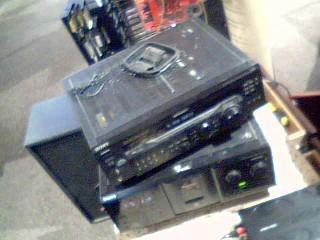 SONY Receiver STR-DE845