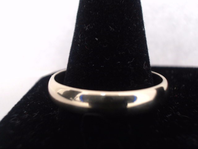Lady's Gold Ring 14K Yellow Gold 3.5g