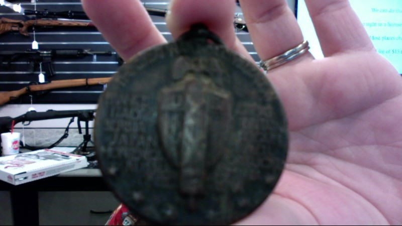 """UNITED STATES """"One of a kind"""" THE GREAT WAR FOR CIVILIZATION MEDAL WWI THE GREAT"""
