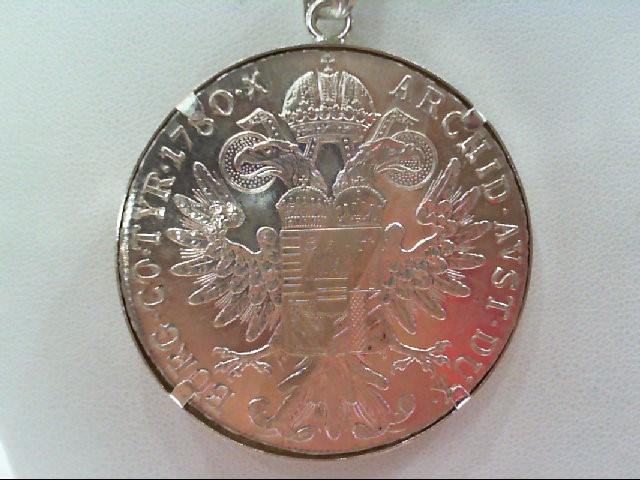 Silver Pendant 925 Silver 41.9g