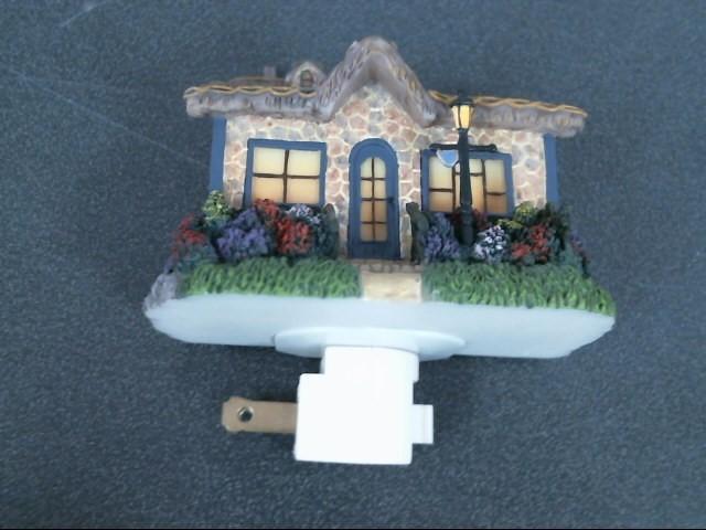 THOMAS KINKADE Collectible Plate/Figurine KINCADE COLLETABLES