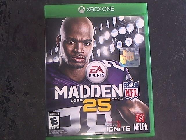 MICROSOFT Microsoft XBOX One Game MADDEN 25 - XBOX ONE