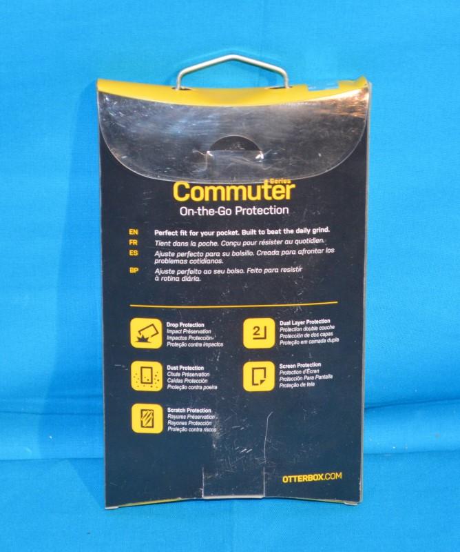Otterbox 77-50221 Commuter Series iPhone 6/6s Teal/Aqua Blue Case