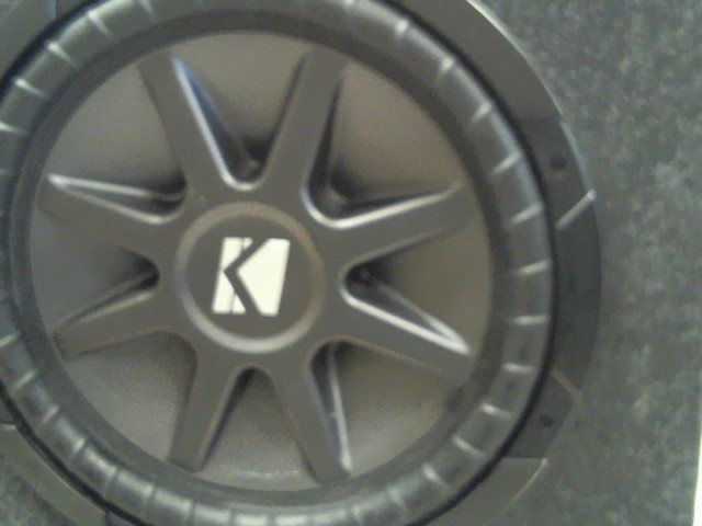 KICKER Car Speakers/Speaker System COMPVR 12