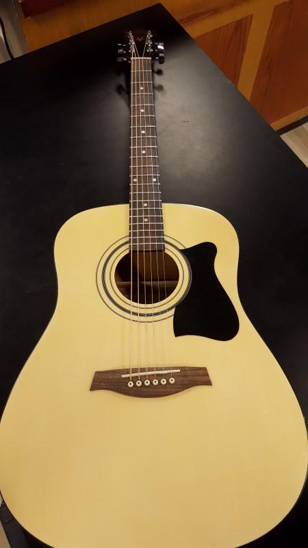 IBANEZ Acoustic Guitar V50MJP-NT-2Y-01