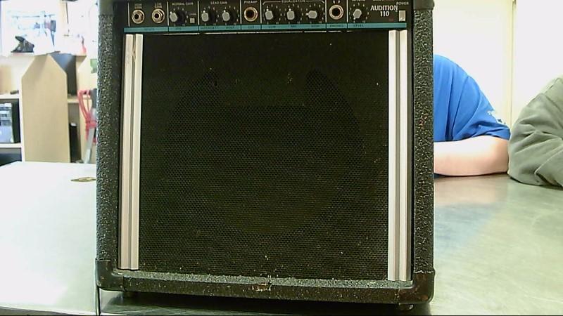 PEAVEY GUITAR AMP AUDITION 110