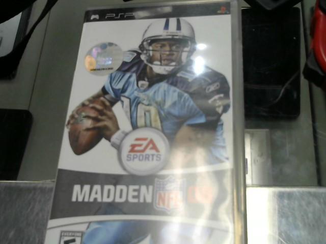 SONY Sony PSP Game MADDEN NFL 08 - PSP